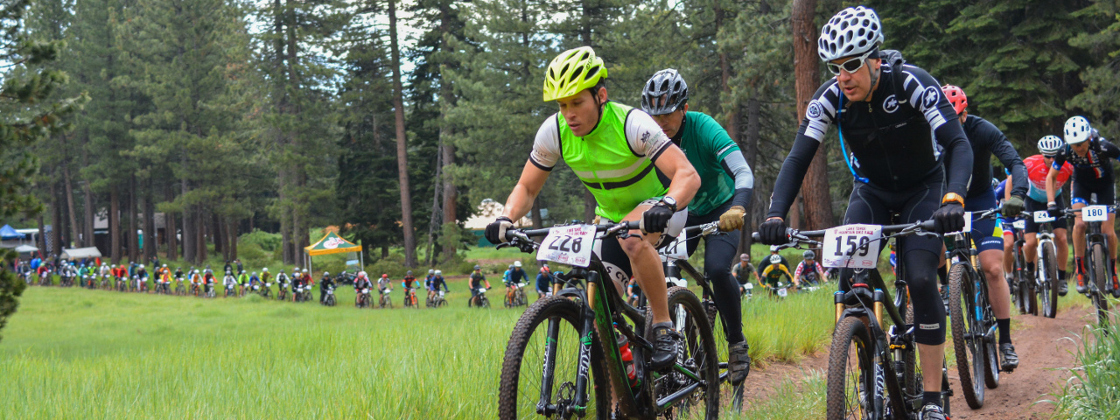 Lake Tahoe Mountain Biking Trails - Big Blue Adventure
