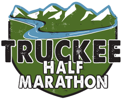 Truckee Half Marathon Logo