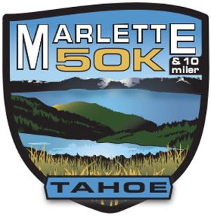 Marlette 50K Logo
